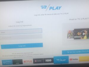 TV2 Play On Demand streaming