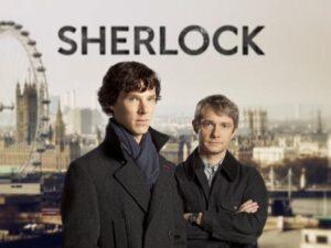 Sherlock holmes Netflix streaming