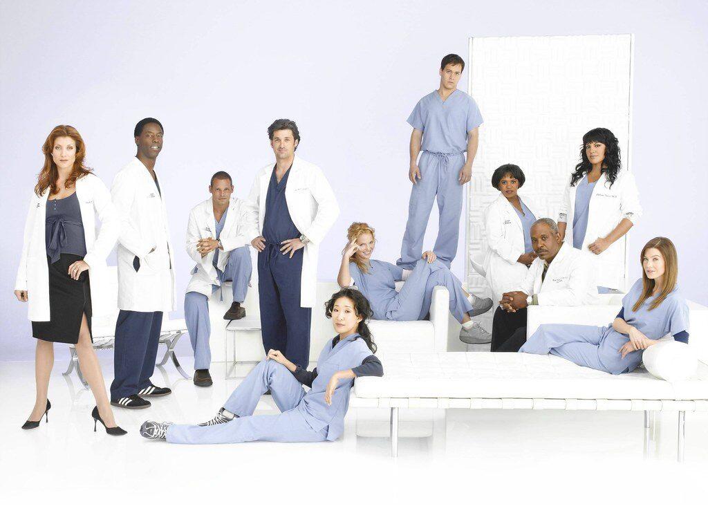 Greys hvide verden sæson 15 cast