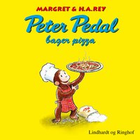Peter Pedal bager pizza lydbog