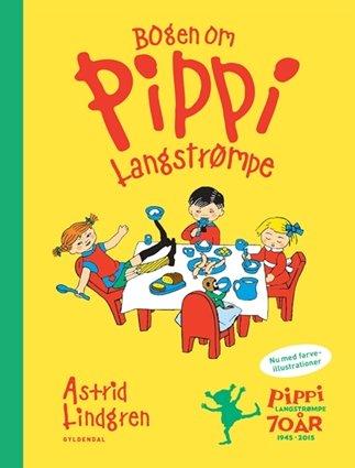 Pippi Langstrømpe Bogen om pippi