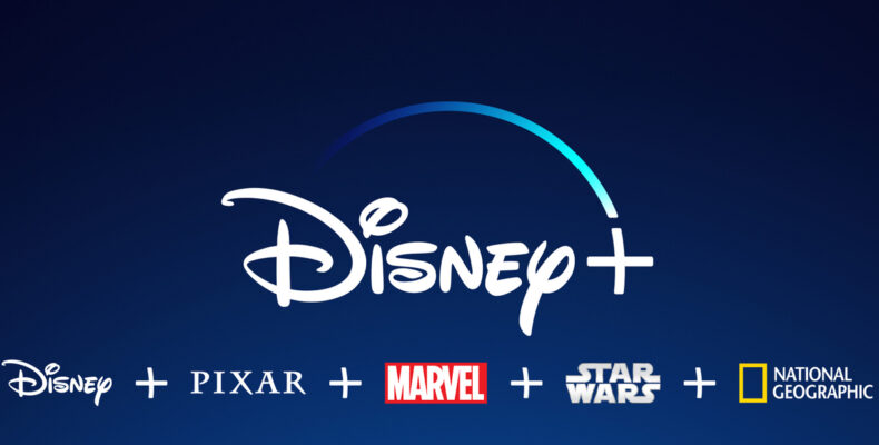 Disney Plus streaming logo