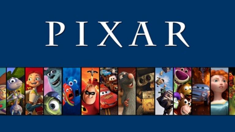 Pixar film disney plus