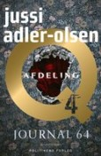 journal 64 jussi adler olsen lydbog