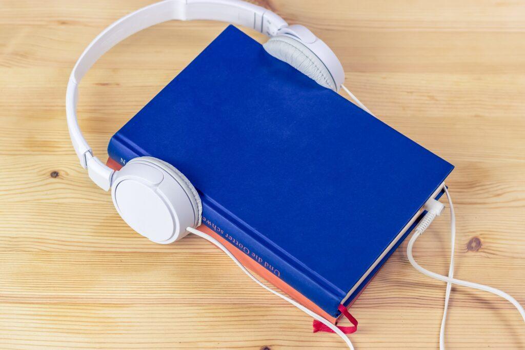 Audible lydbøger og podcasts